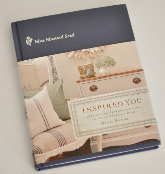 inspired you book