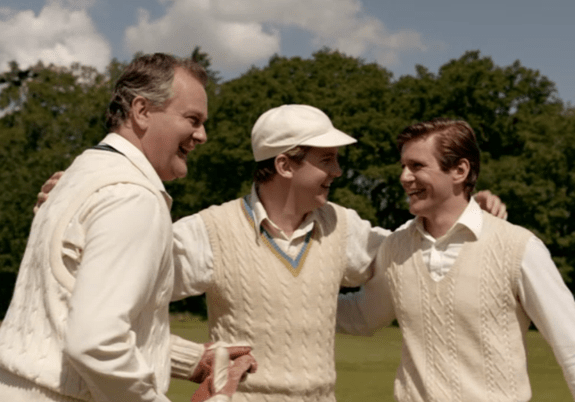 downton cricket match