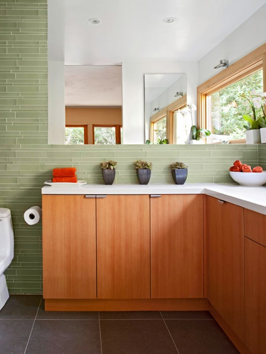 green glass tile bhg