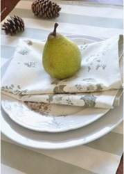 reversible placemats napkins