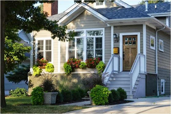inspired living home curb appeal