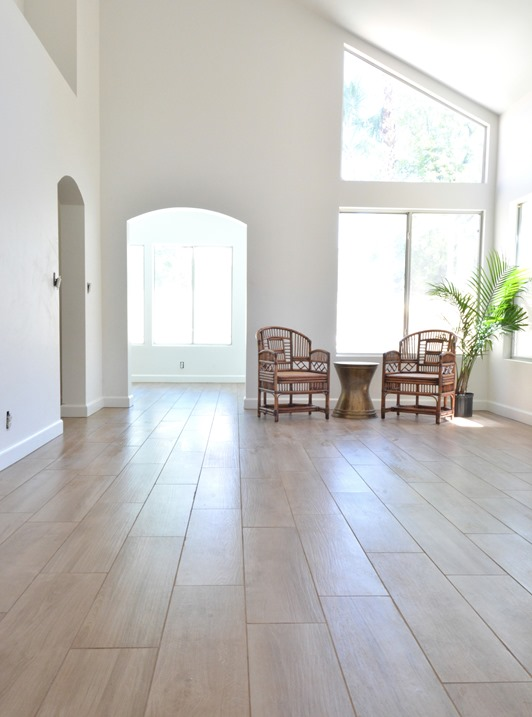 daltile living room floors