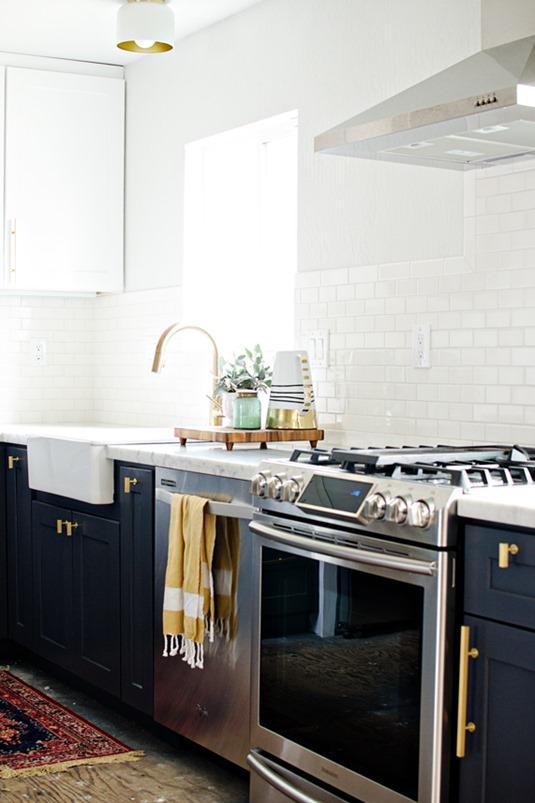 Kitchen Cabinets Ideas » Brass Kitchen Cabinet Hardware - Photos