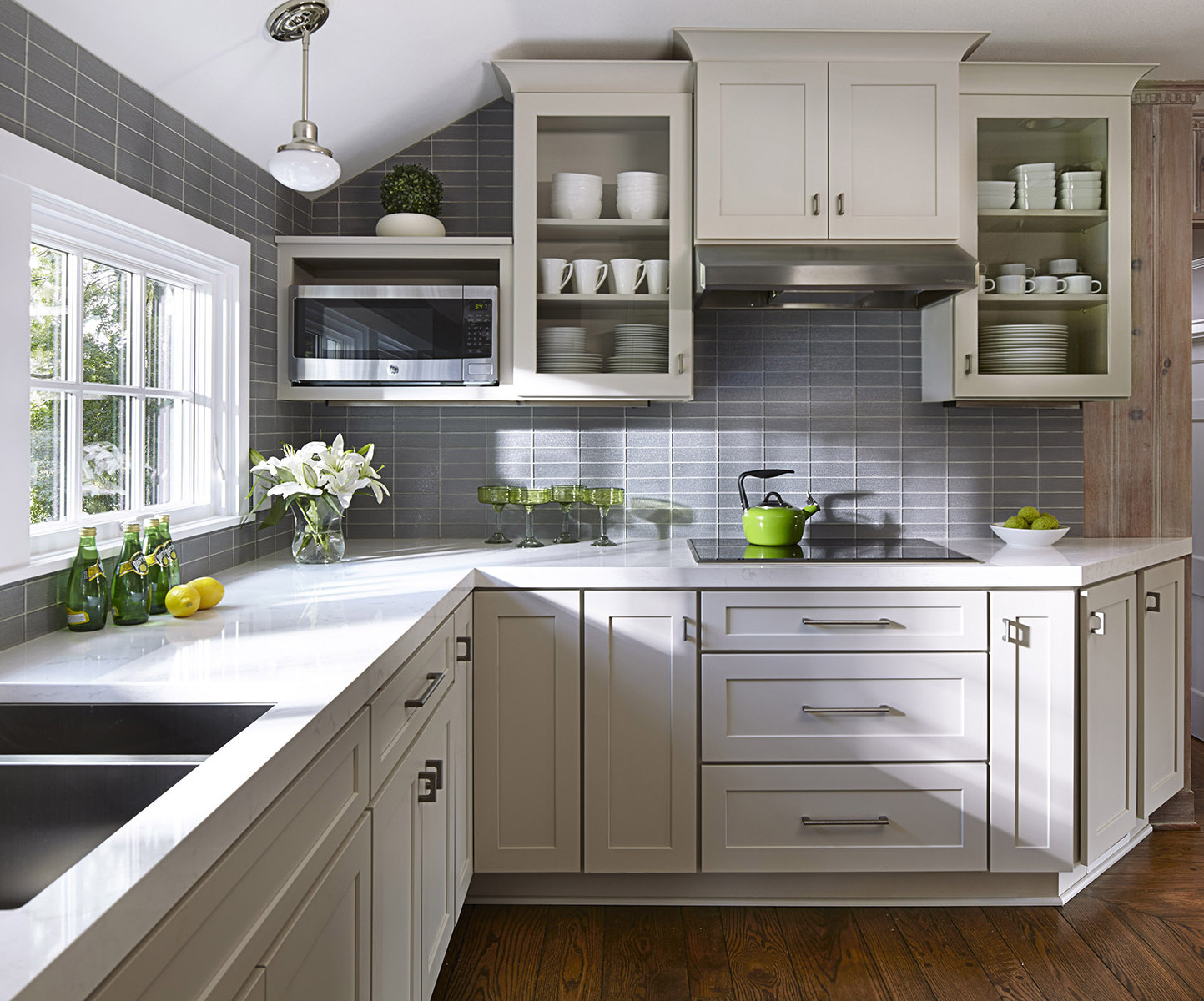 [Costco Kitchen Cabinets Frameless Cabinet Ideas Grey