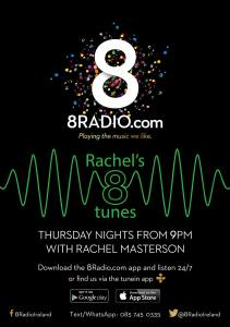 Rachel 8Radio