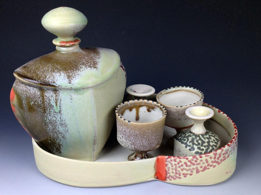 Deb Schwartzkopf - Ceramic Artists Now
