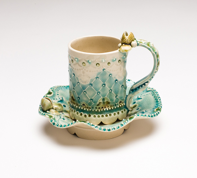Claire Prenton - Ceramic Artist Now