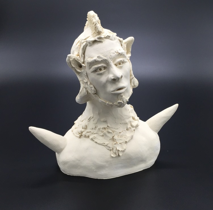 Virgil Ortiz - Ceramic Artist Now