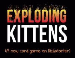 Exploding Kittens Beirtag