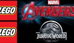 LEGO Marvel Avengers Logo gesamtkl