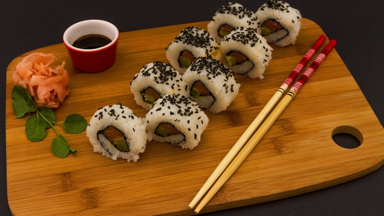 sushi sin gluten en madrid