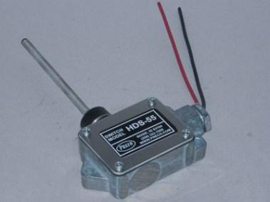 9591 Rat-Tail Limit Switch