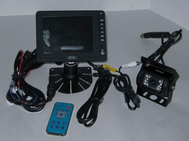 CESLED5 Complete Color Camera System 5""