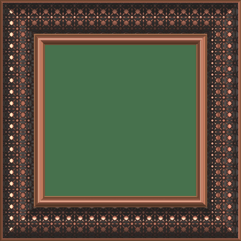 freebie: copper frame – HG Designs