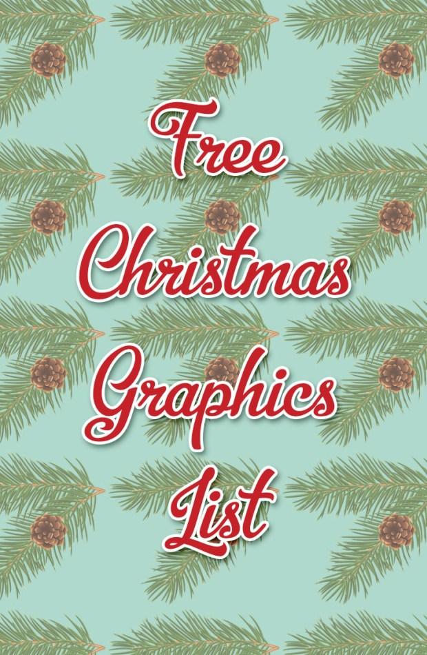 Free Christmas Graphics to Download