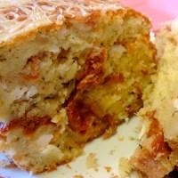 Cake tomates séchées - feta