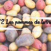 #2 Que faire avec... des pommes de terre ?