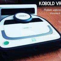 Un robot aspirateur Kobold VR200 ? #AdopteunKoboldVR200