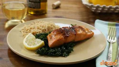 Medium Of What Goes Good With Salmon