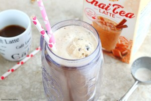 Iced coffee floats recipe