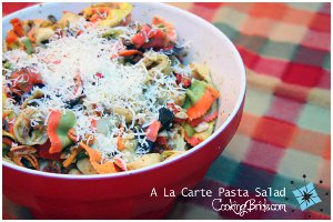 2-Mac Italian Pasta Salad