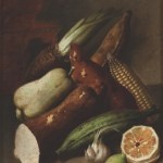 R.C. Bears, Vianas (Staples), 1979, oil on canvas, 14½ x 12 inches. Private Collection
