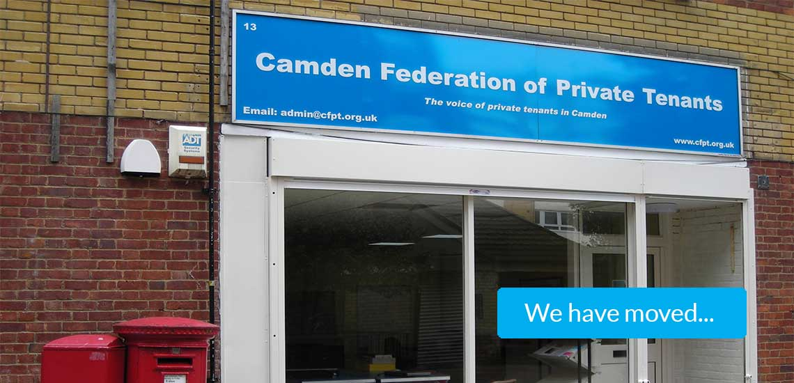 Our New Office at 13 Malden Road NW5 3HS