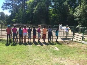 Green Acres Equestrian Farm was a blast!