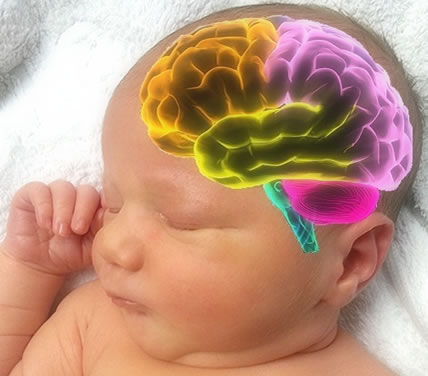 How your screen use can affect your baby's brain development