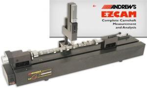 EZcam Automated Camshaft Gauge