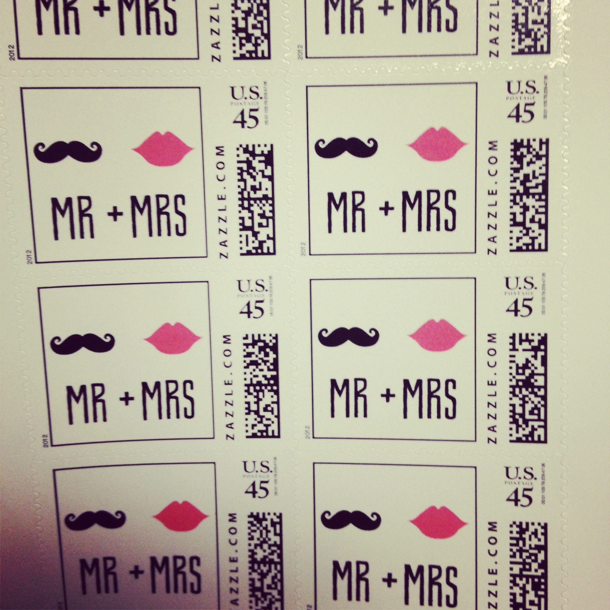 wedding invitations wedding invitation stamps I am now considering designing personalizing our own postage for our wedding invitations You can purchase a sheet of 20 stamps small size for 18 95