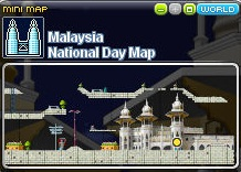 MY national day map
