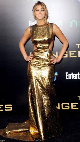 hot Jennifer Lawrence