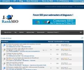 Le forum RankSeo.fr utilise la signature alternée.