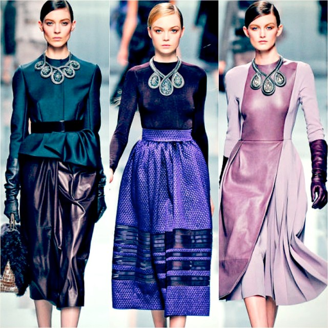 Fall/Winter 2012 Dior