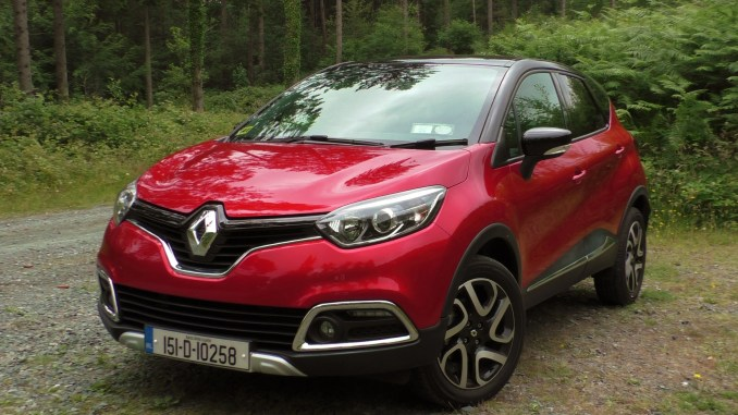 renault captur 1 5 dci 90 signature review changing lanes. Black Bedroom Furniture Sets. Home Design Ideas