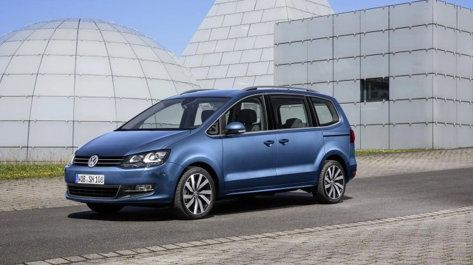 Volkswagen Sharan Ireland Review