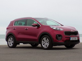 Kia Sportage Ireland Review