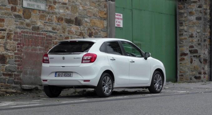Suzuki Baleno Ireland Review