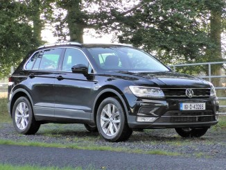 Volkswagen Tiguan Review Ireland