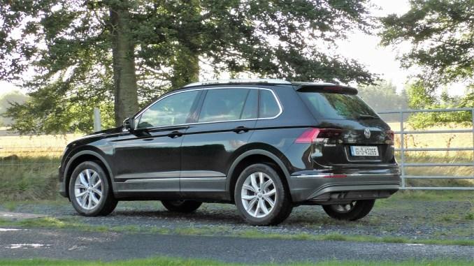 Volkswagen Tiguan Review Ireland