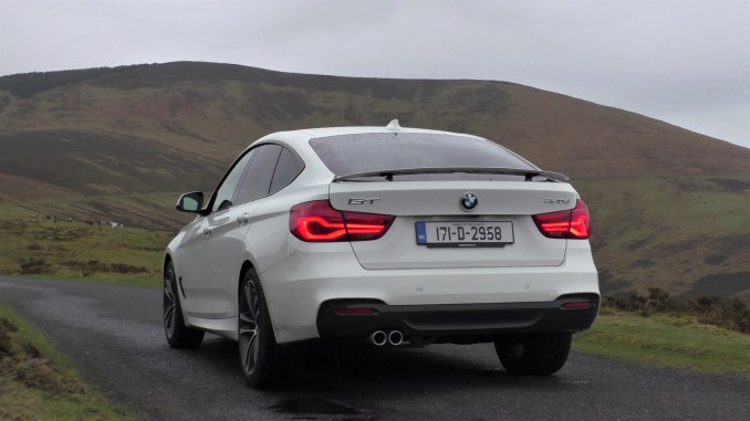 BMW 320d Gran Turismo Review Ireland