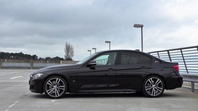BMW 330e Review Ireland