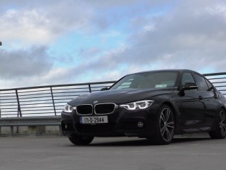 BMW 330e Review Ireland