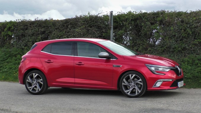 Renault Megane GT Review Ireland