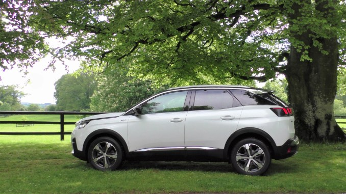 Peugeot 3008 review ireland