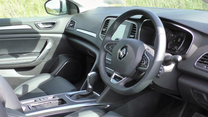 Renault Megane Grand Coupe review ireland
