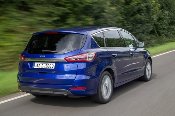 Ford S-MAX car review ireland
