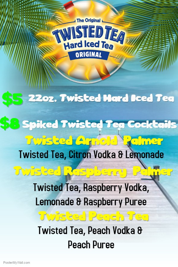 Twisted Tea Bayshore
