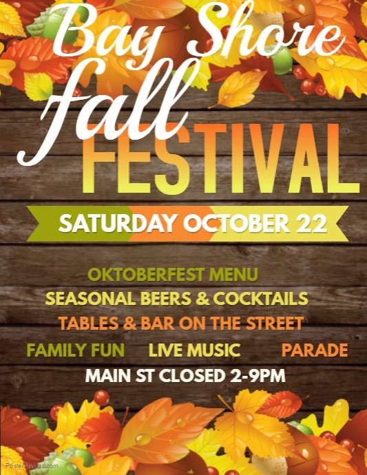 Fall Festival Bayshore